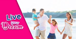 Live Your Dream home business